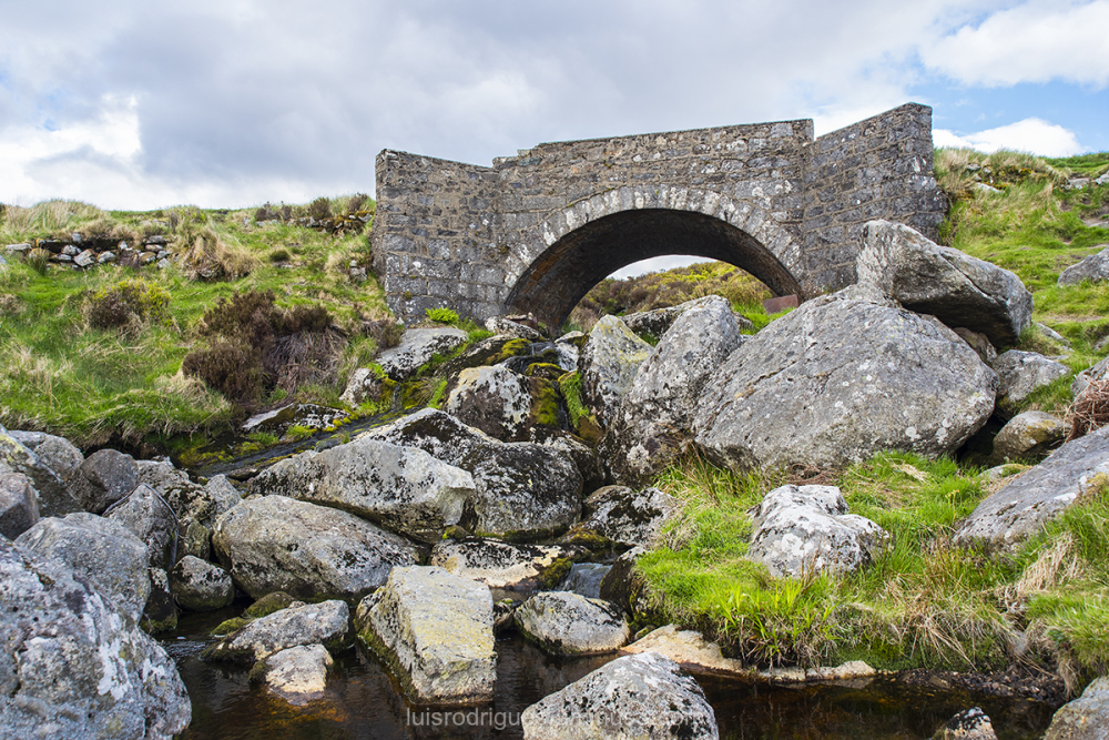 Wicklow Ireland Water Stone Bridge