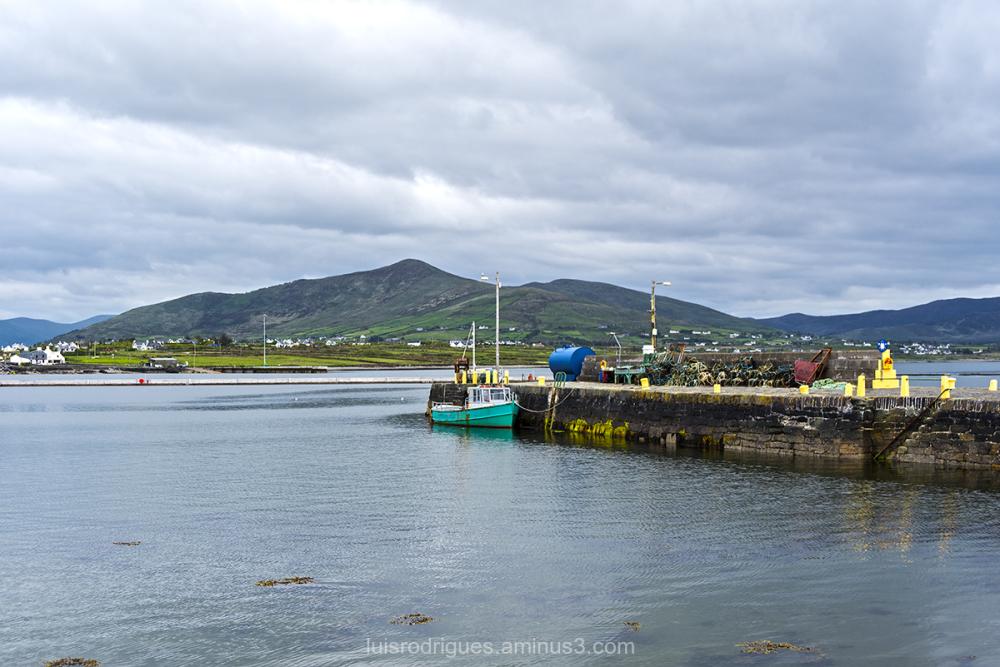 Ireland Valentia Island Peer