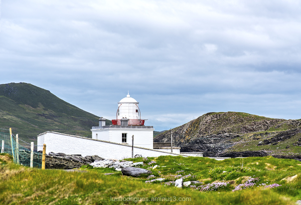 Ireland Valentia Island Lighthouse