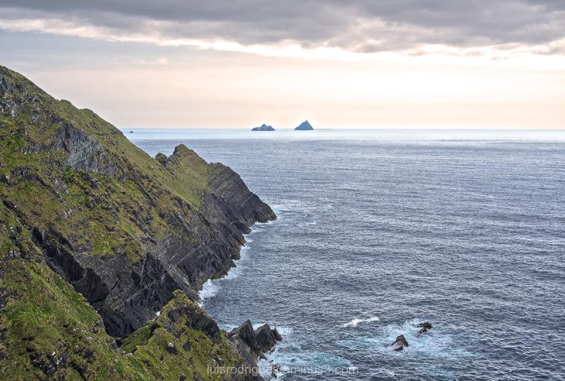 Skellig Michael Ireland Kerry Cliffs
