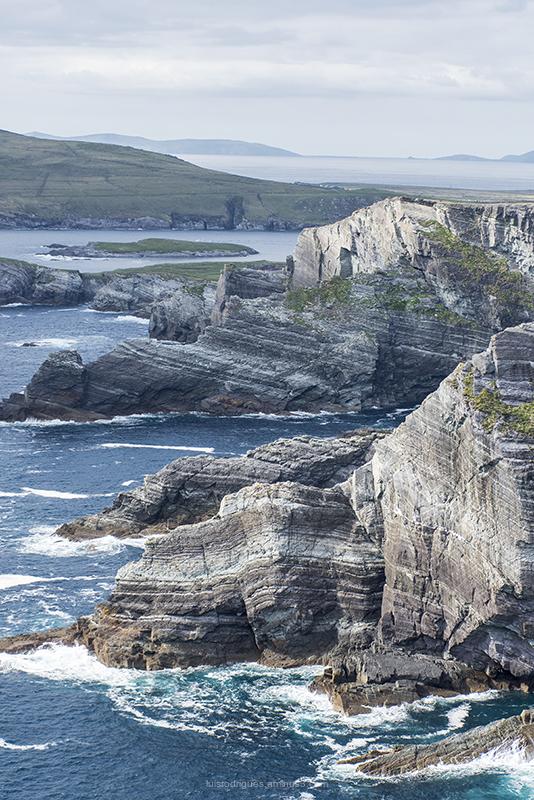 Kerry Cliffs Ireland