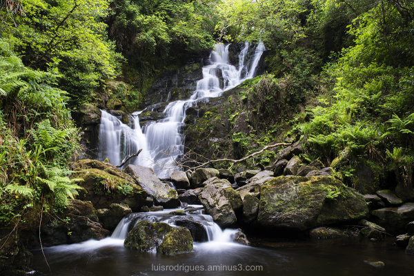 Torc Waterfall Ring of Kerry Ireland