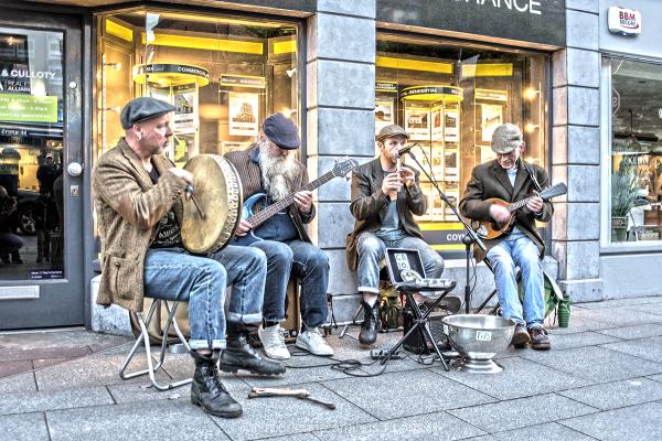 Killarney Street Artists
