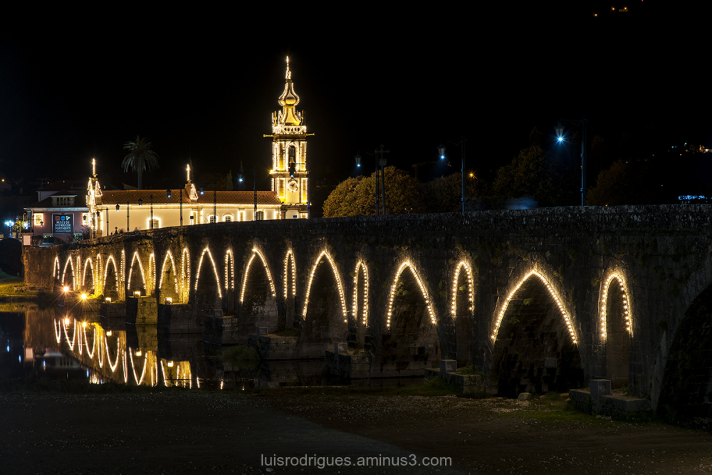 Ponte de Lima Portugal Christmas