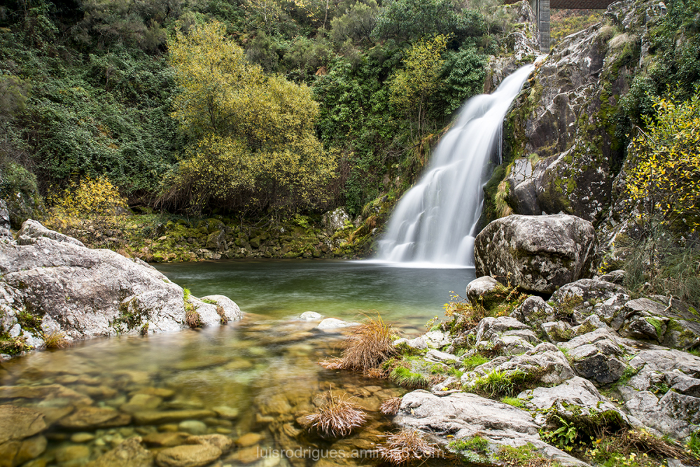 Gerês National Park Portugal Waterfalls