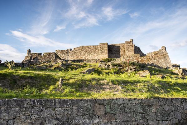 Lindoso Castle