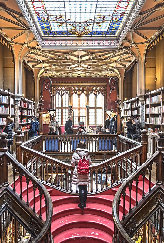 Lello Library Porto