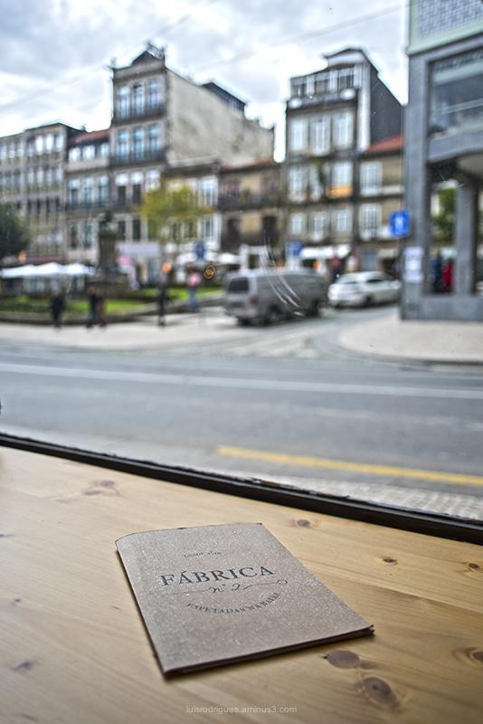 Restaurante Fabrica Porto