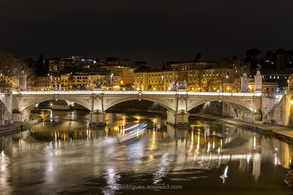 vittorio emanuele bridge, Rome
