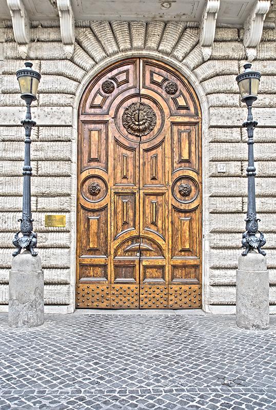 Rome Door