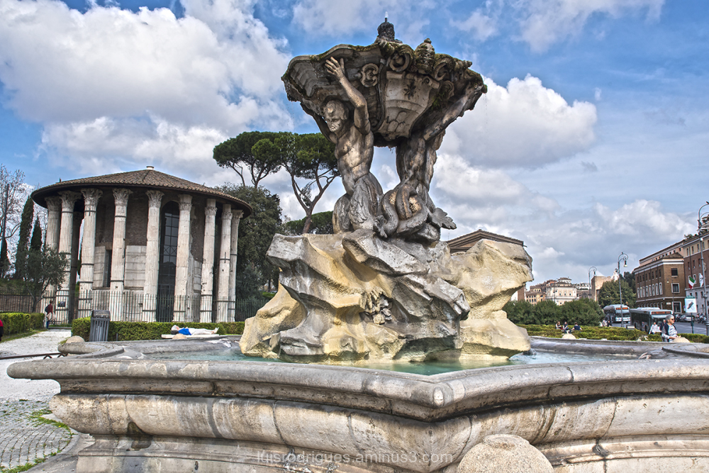 Fountain of the Tritons Rome