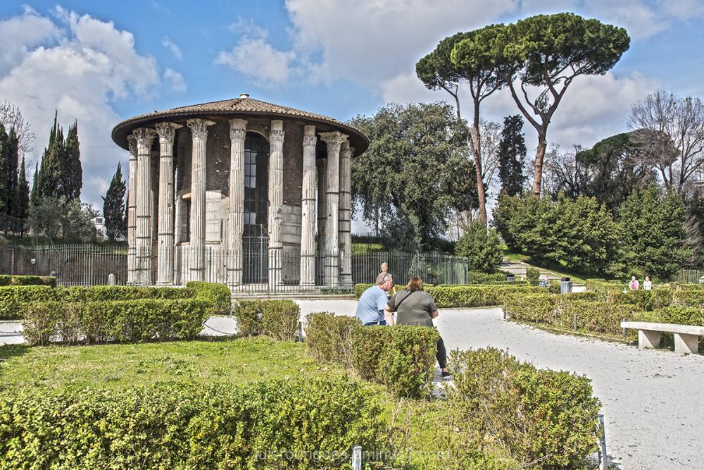 Tempio di Ercole Vincitore Rome