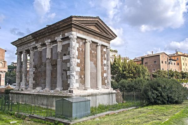 Tempio di Portuno Rome