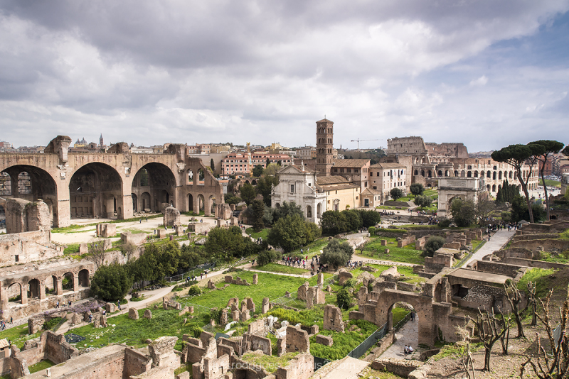 Rome Old City