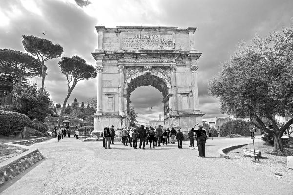 Rome Foro Romano Palatino