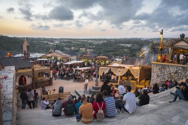 Obidos Feira Medieval Portugal