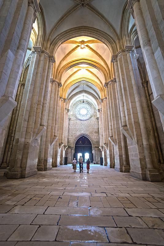 Mosteiro de Alcobaça Portugal