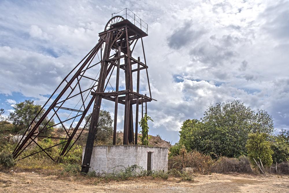 Minas São Domingos Portugal