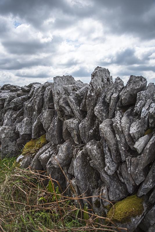 Ireland Rock Wall