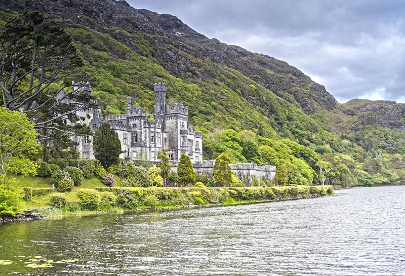 kylemore abbey Ireland Connemara