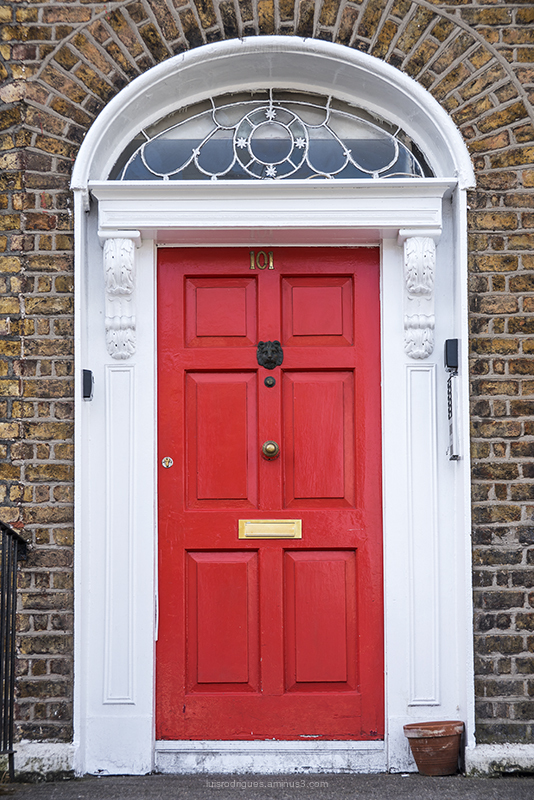 Dublin Door