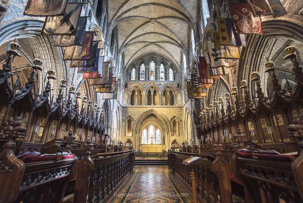 st patrick catedral ireland dublin