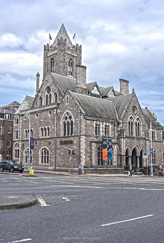 Dublin Streets Dublinia