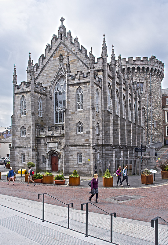 Dublin Streets Castle