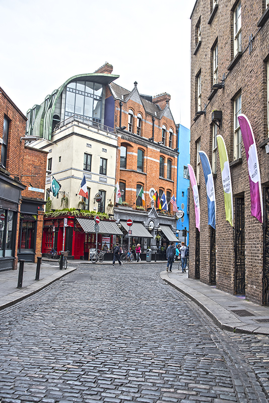 Streets of Dublin