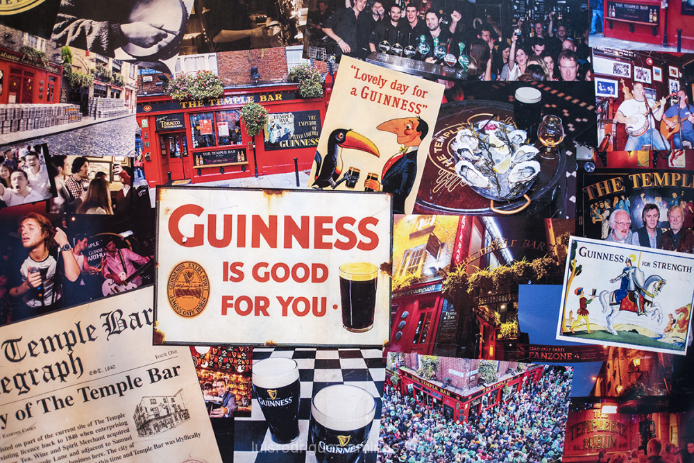 Temple Bar Dublin Guiness