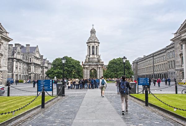 Trinity College Campanile