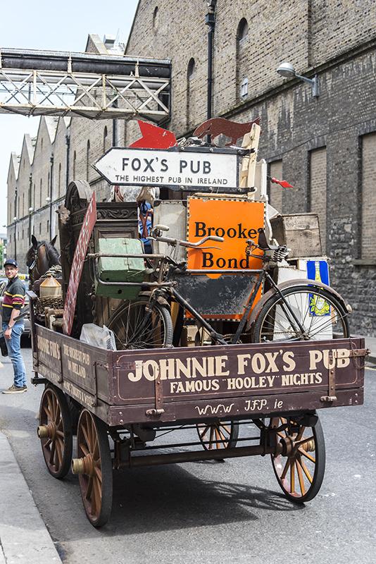 Fox's Pub Dublin