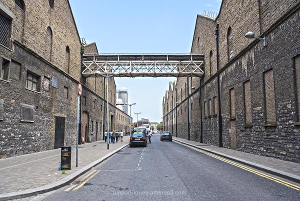 Dublin Guiness Storehouse