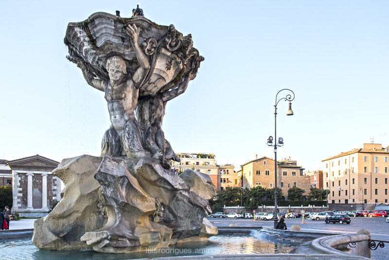 Fontaine des Tritons