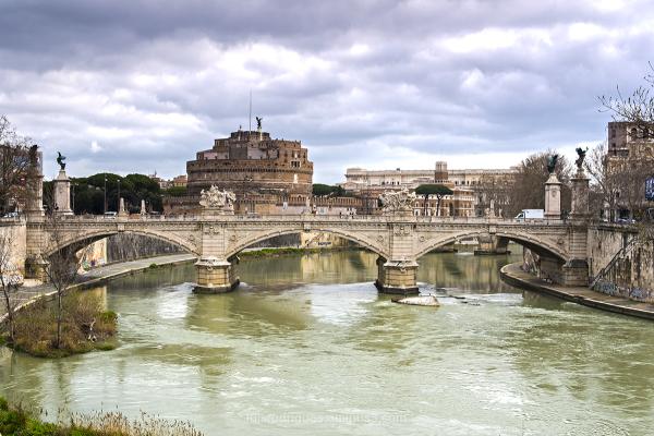 Rome Saint Angelo Castle