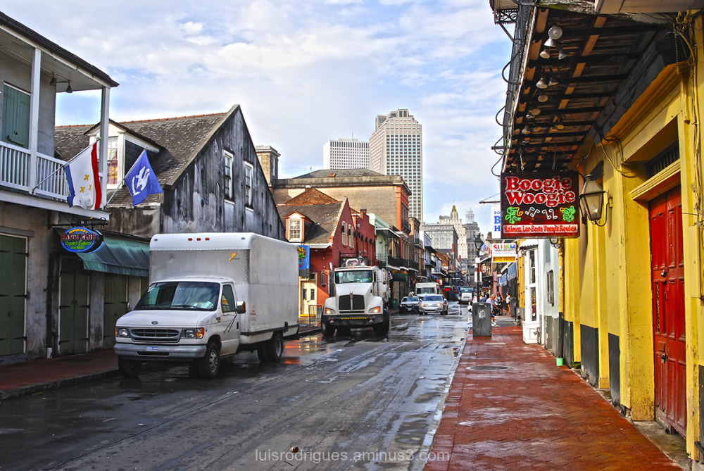 New Orleans US