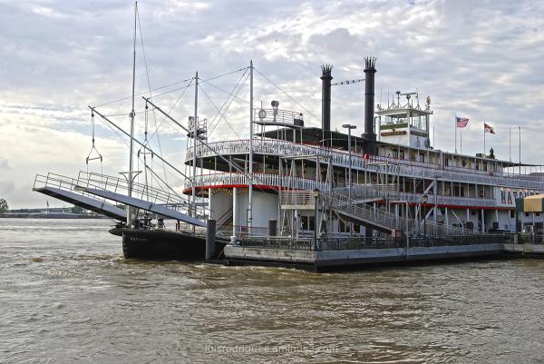 New Orleans US Mississippi River