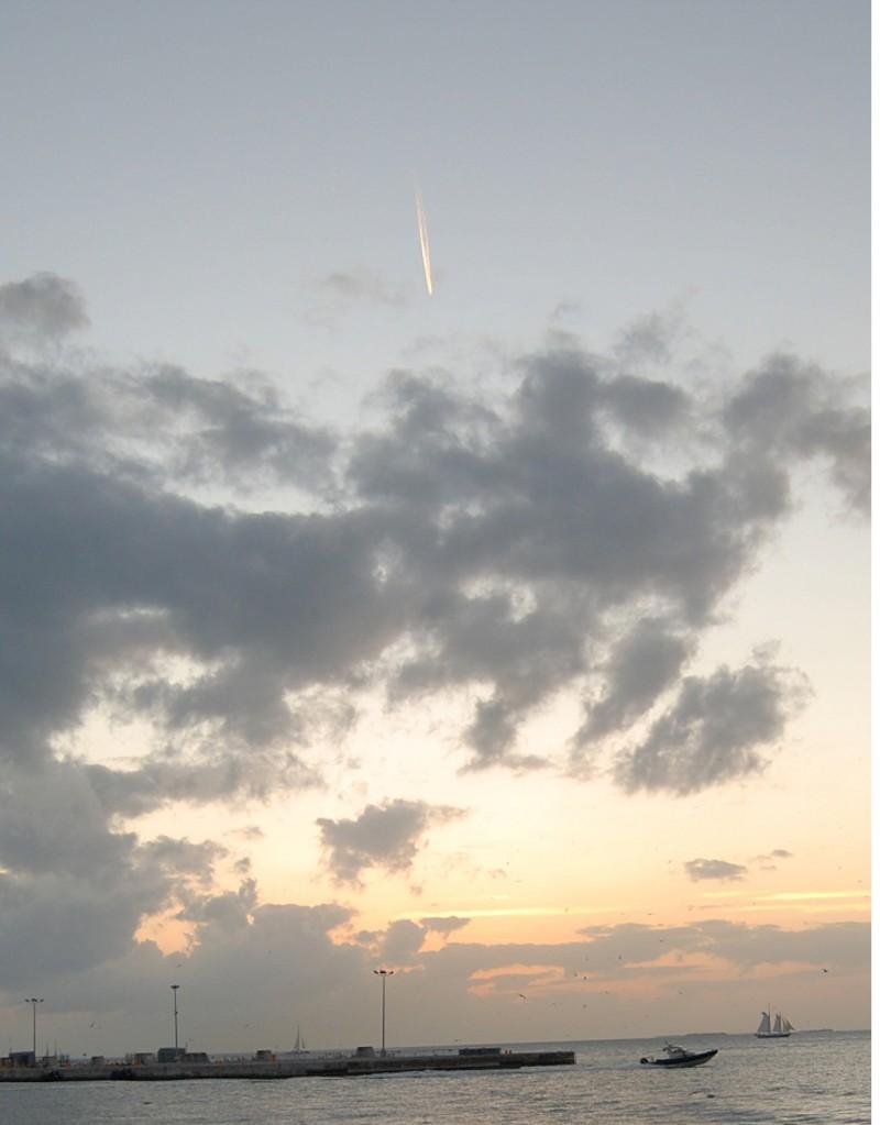 Comet McNaught Jan 2007