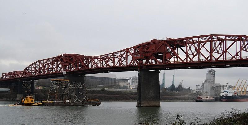 Burnside Bridge - Portland