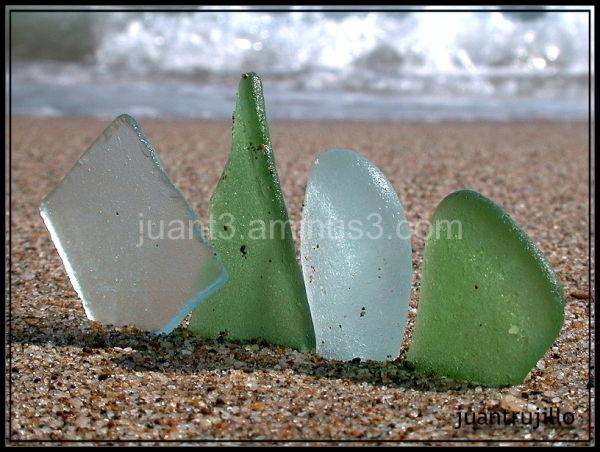 Glass Pieces...