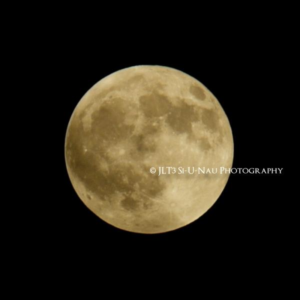 Full Moon... (Lumix + PORST)