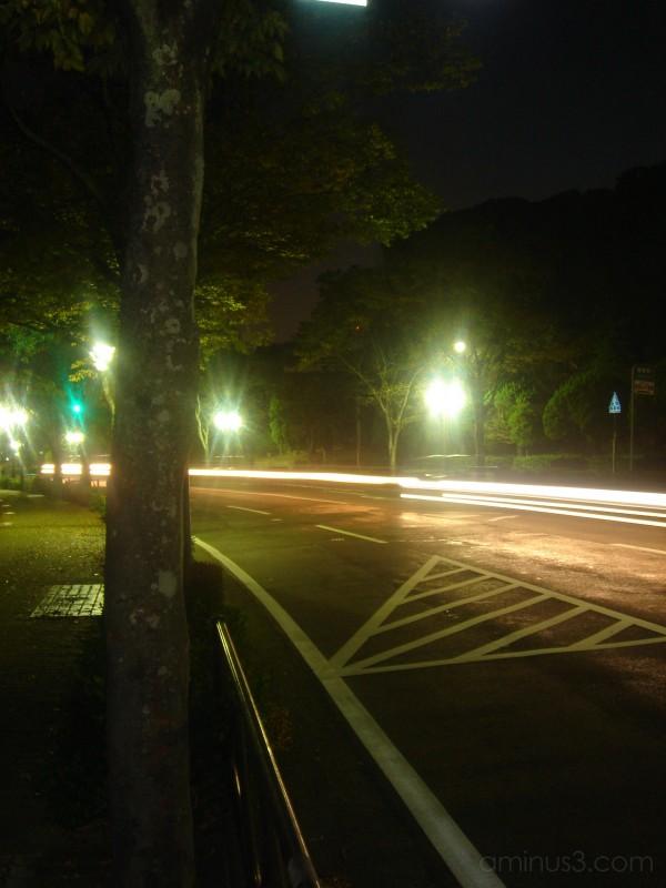 Night time in Nakiri