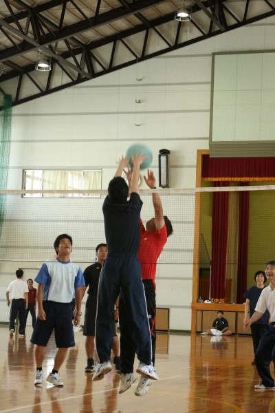 Teachers volleyball tourney!