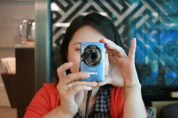 Jenny's new camera!