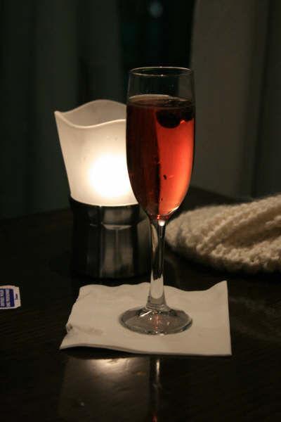 Fancy tasty drinks!  haha!