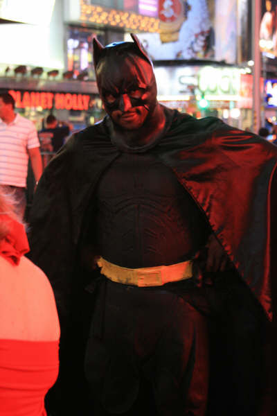 Is that really Batman?