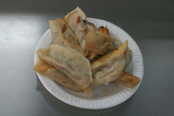 Dumplings galore!