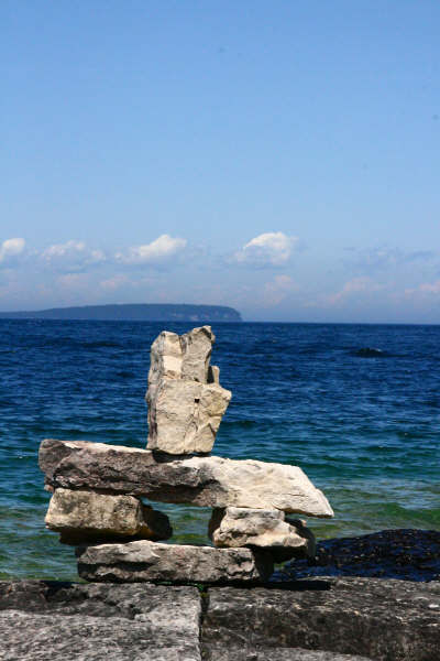 Rock formation!