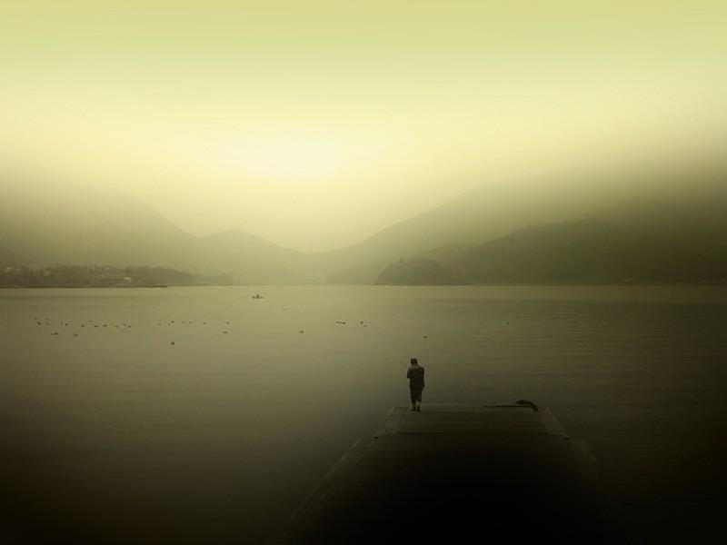 lake fujiyama