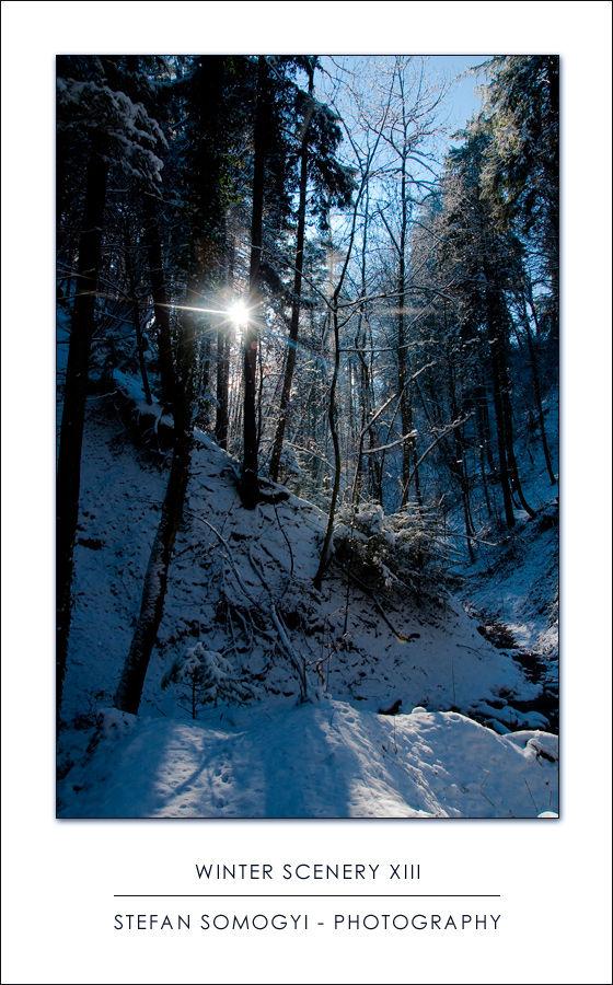 Hohlenstein Schlucht Sonnental Oberbüren Swiss